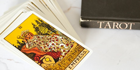 Tarot for Writers: An Introduction tickets