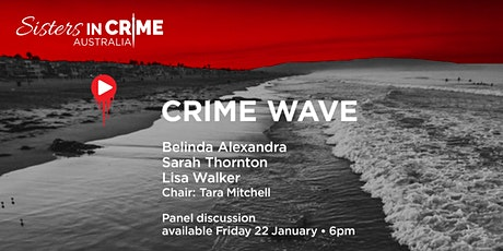 Crime Wave Online Panel tickets