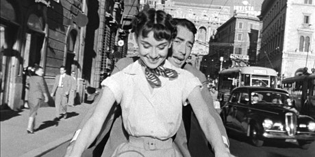 Films @ Rathmines: Roman Holiday tickets
