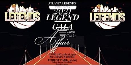 Legends Gala tickets