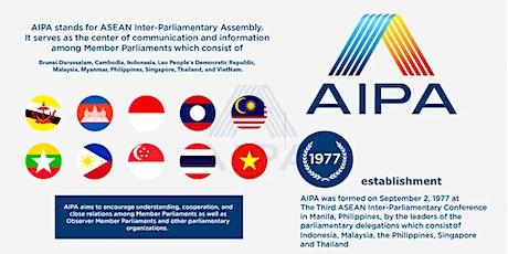 12th ASEAN Inter-Parliamentary Assemby (AIPA) tickets