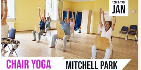 Chair Yoga | Mitchell Park  | 12th & 19th January tickets