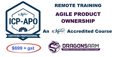 DragonsArm Remote ICAgile Product Ownership Course (The Agile BA)