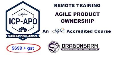 DragonsArm Remote ICAgile Product Ownership Course (The Agile BA)