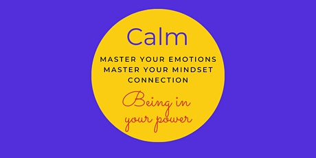Calm - 2 day workshop tickets