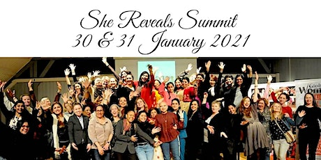 She Reveals Summit 2021 tickets
