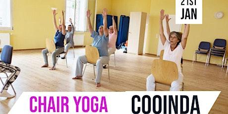 Chair Yoga | Cooinda tickets