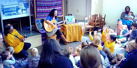 Mariela's Music Time Environmental Sing-A-Long For Kid's & Family tickets