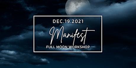 December ManiFest tickets