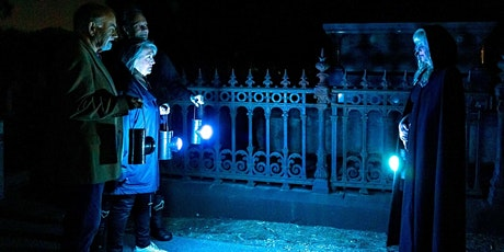 Mavericks, Madness and Murder Most Foul! - West Terrace Cemetery by Night tickets
