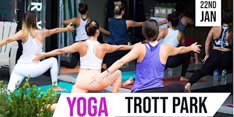 Yoga | Trott Park tickets