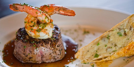 Surf and Turf | Virtual Culinary Dinner Theater tickets