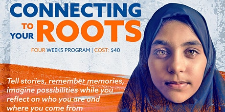 Connecting To Your Roots tickets