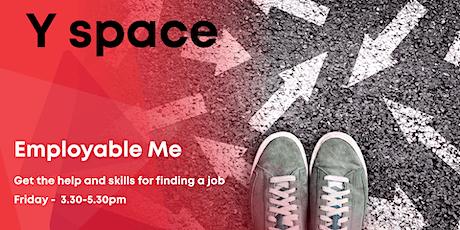 Y Space Parramatta - Employable Me tickets