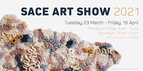 SACE Art Show 2021 tickets