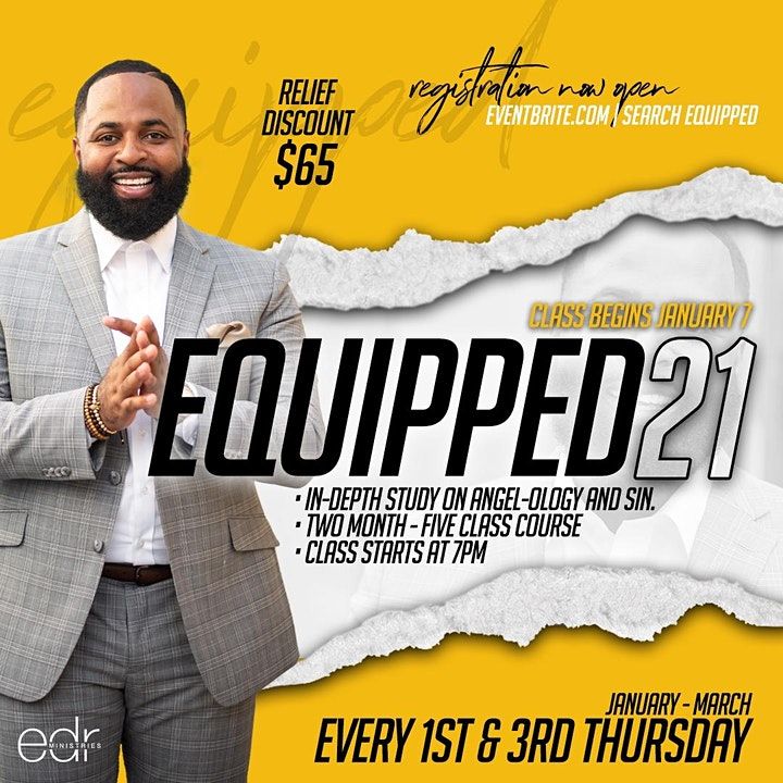 EQUIPPED '21 image