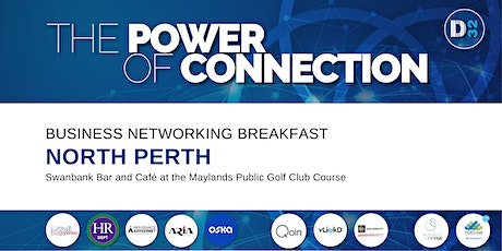 District32 Business Networking Perth – North Perth - Thu  18th Feb tickets
