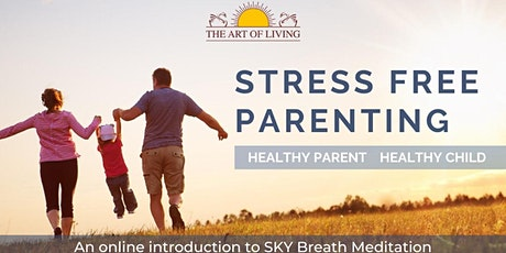 Stress Free Parenting tickets