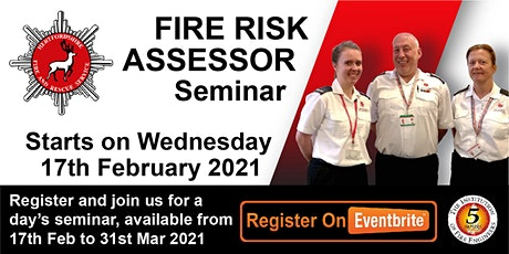Fire Risk Assessor Seminar tickets
