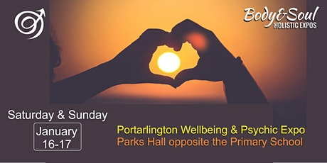 Portarlington Wellbeing & Psychic Expo tickets