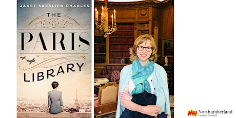 The Paris Library -  Virtual Author event with Janet Skeslien Charles tickets