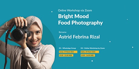 Bright Mood Food Photography tickets