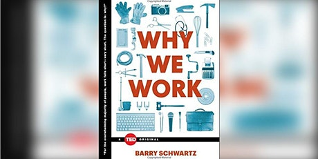 Book Review & Discussion : Why We Work tickets