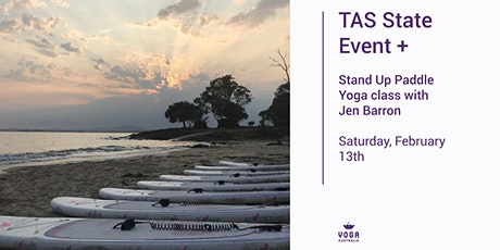 TAS State Meeting + SUP Yoga tickets