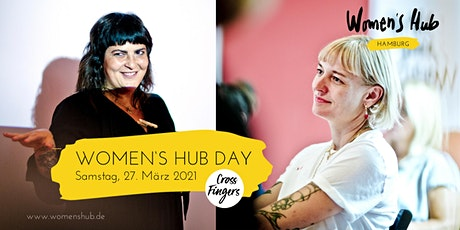 WOMEN'S HUB DAY HAMBURG 27. März 2021 Tickets