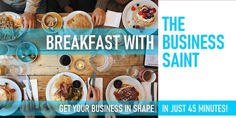 Get your business fit to survive Covid with The Business Saint! tickets