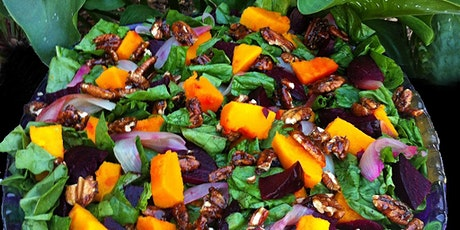 Sensational Salads and Dressings to Cool the Earth tickets