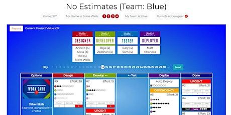 Exploring estimation variation using the No Estimates Game tickets
