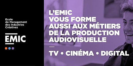 Réunion d'Information EMIC (en ligne) billets