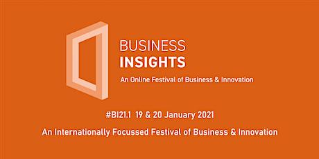 Business Insights #BI21.1 - International Focus tickets