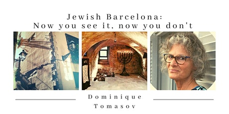 Jewish Barcelona: now you see it, now you don't tickets