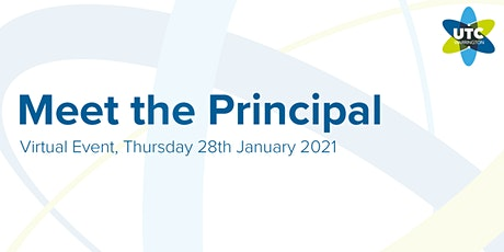 UTC Warrington: Meet the Principal tickets