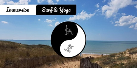 Immersion SURF et YOGA billets