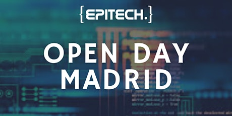 Open Day Epitech Madrid - 21 Enero 2021 entradas
