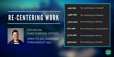 No Moss presents: Re-Centering on Yourself tickets