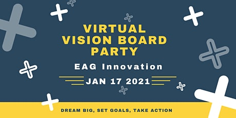 Virtual Vision Board Party tickets