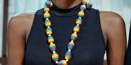 DIY Jewellery Workshop for Women - Fabric Beads tickets