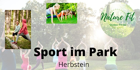 natural Fitness im Park Tickets