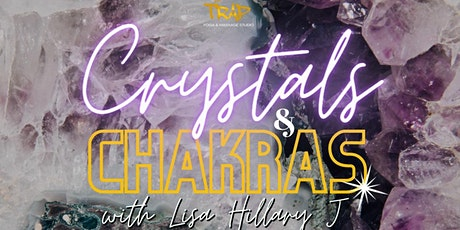 Crystals & Chakras Training - Level 1 tickets