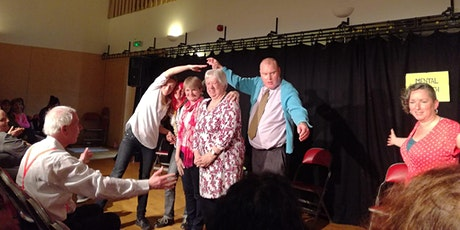 Reimagining the Future in Older Age - Online theatre workshop tickets