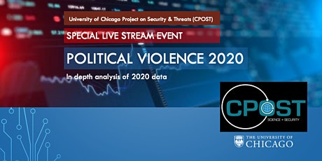 Understand Political Violence 2020 tickets
