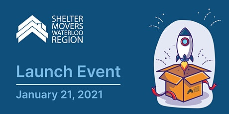 Shelter Movers Waterloo Region Launch Event tickets