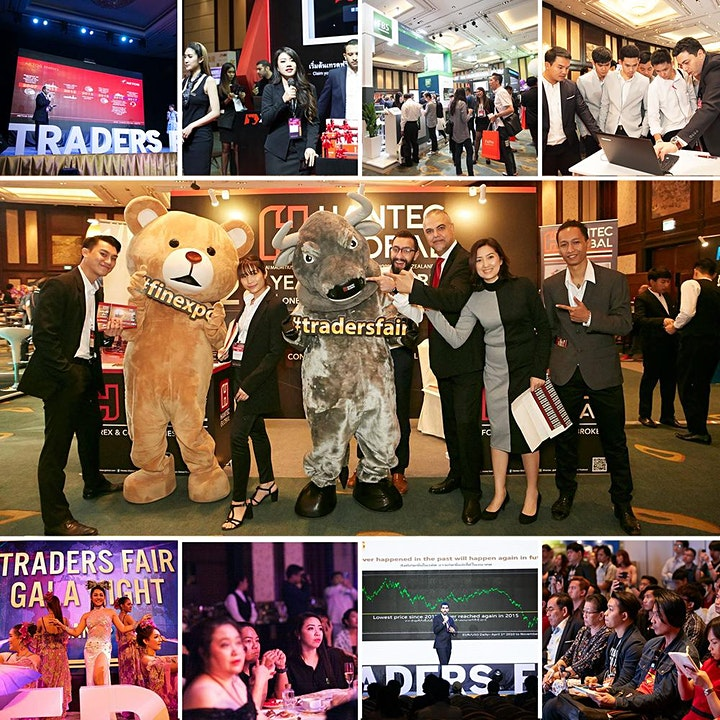Traders Fair 2022 - Thailand (Financial Education Event) image