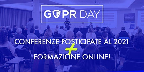 GDPR Day 2021 tickets