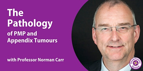 The Pathology of PMP and Appendix Tumours for patients and caregivers tickets