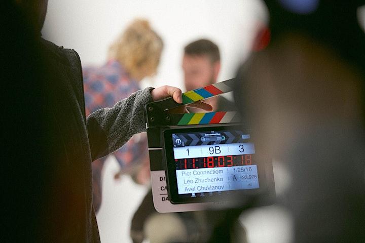 Rheoli Cynhyrchiad i'r Sgrîn/Production Management 4 Screen (Unscripted) image